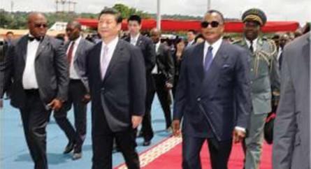 Resultado de imagem para A relevância do giro do presidente chinês Xi Jinping pela África