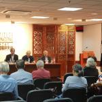 Serão macaense: Lançamento de livros