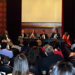 Sessão de abertura do X Seminário: O papel de Macau no intercambio sino-luso-brasileiro