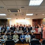 Video documentary of the Macanese diaspora and meeting with General Garcia Leandro