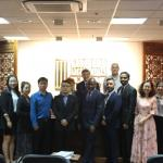 Visit of students from the City University of Macau - The Greater Bay Area and the role of Macao